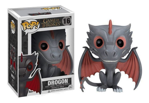 funko pop drogon game of thrones #16 jugueterialeon