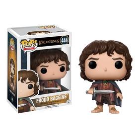 Funko Pop El Señor De Los Anillos Frodo Baggins #444