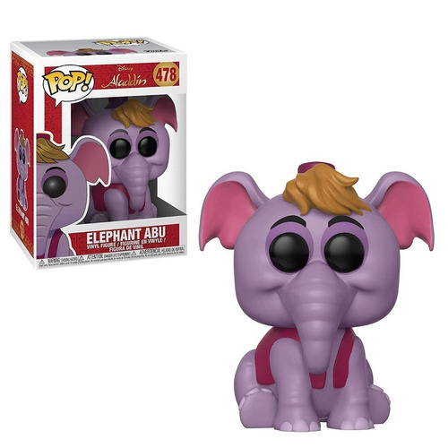 funko pop elephant abu 478   - aladdin