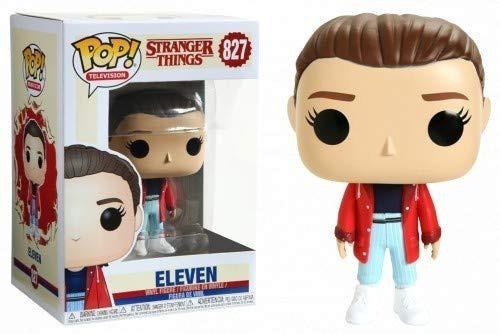 funko pop! eleven #827 stranger things temporada 3 exclusivo