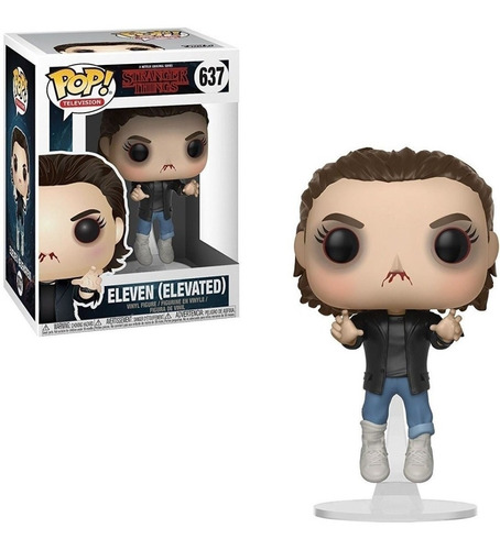 funko pop! eleven elevated 637 - stranger things
