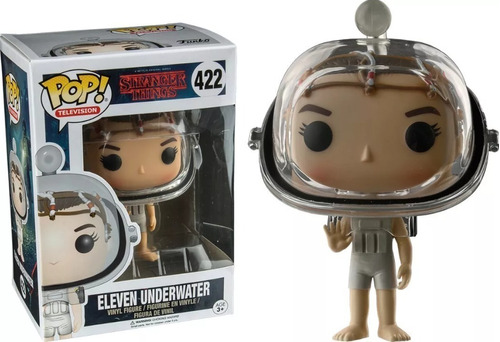 funko pop! eleven (underwater) #422 stranger things