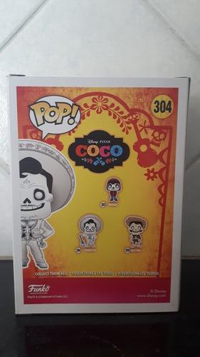 funko pop ernesto 304 - coco en la plata