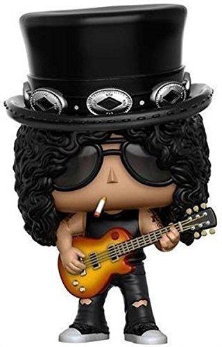 funko pop estrellas de rock slash guns n' roses