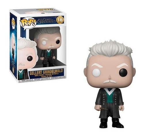 funko pop fantastic beasts the crimes of grindelwald 16