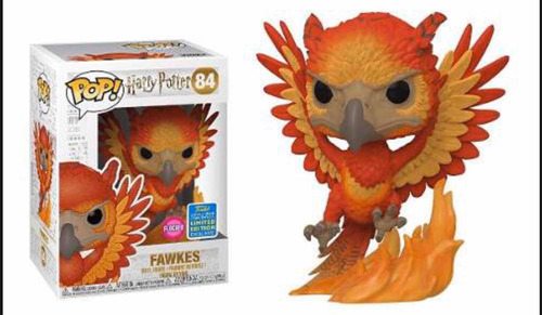 funko pop fawkes flocked ccle