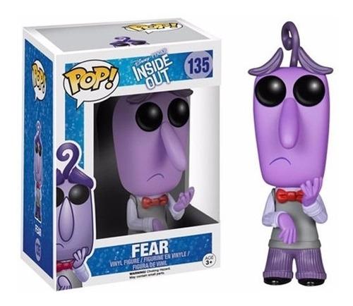 funko pop fear miedo intensamente inside out disney pixar