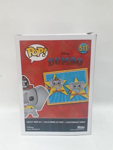 funko pop fireman dumbo 511-disney