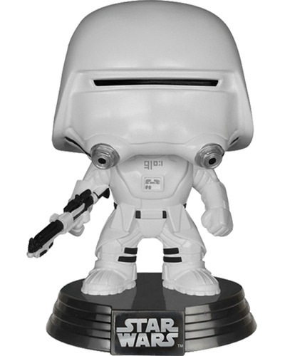 funko pop! first order snowtrooper - star wars vii