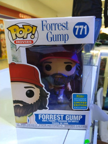 Vinilo Forrest Gump con barba Sdcc Exclusivo #771 Funko Pop