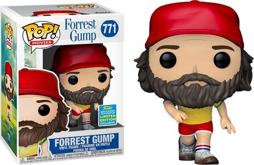 funko pop! forrest gump beard 771 limited edition