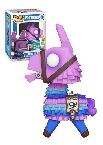funko pop! fortnite loot llama 510 limited glows in the dark