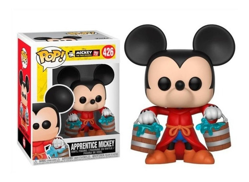 funko pop - fortnite  - mickey mouse - disney - flash