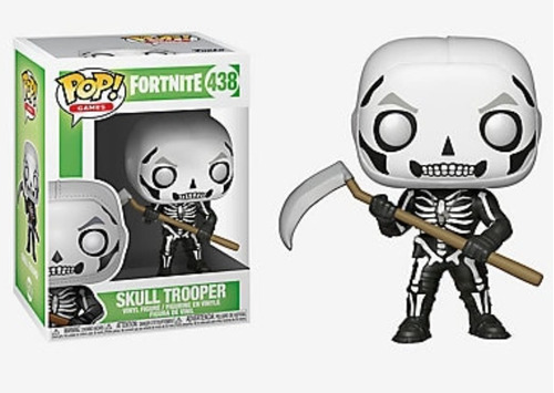 funko pop fortnite skull trooper #438