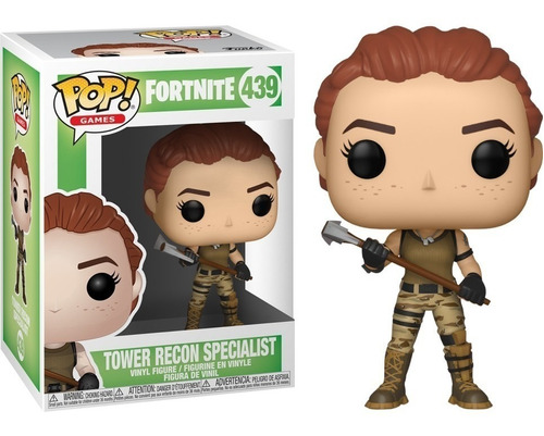 funko pop fortnite tower recon specia original - ronin store