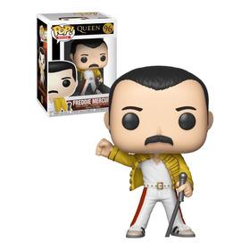 Funko Pop Freddie Mercury Campera # 96 * Local Balvanera