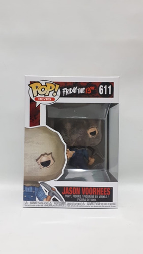 funko pop friday the 13th jason voornes 611