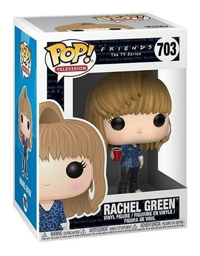 funko pop friends 703 rachel green nuevo magic4ever