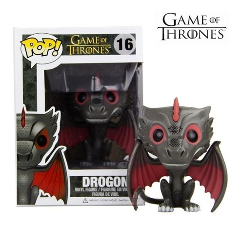 funko pop game of thrones 16 drogon targaryen magic4ever