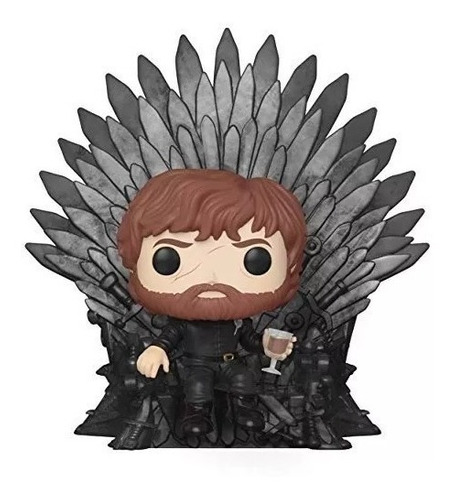 funko pop game of thrones 71 tryon lannister en trono