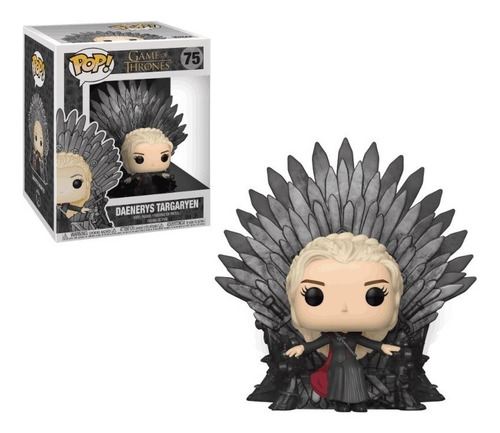funko pop game of thrones daenerys # 75 original!!!!