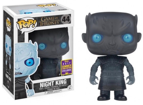 funko pop game of thrones the night king summer convention