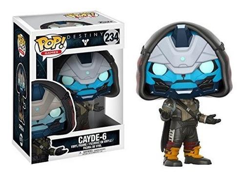 funko pop games destiny cayde6 figura de vinilo con pop caja