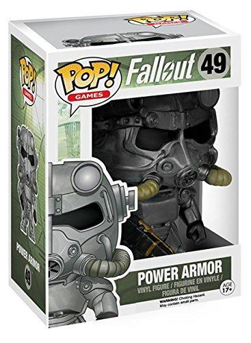 funko pop games: fallout - #49: power armor  buho store