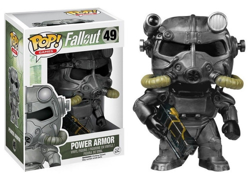 funko pop games fallout power armor