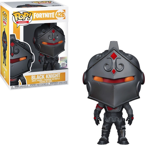funko pop games fortnite - black knight #426