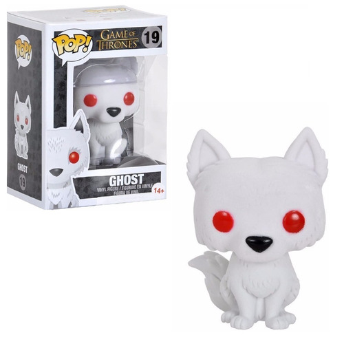 funko pop games of thrones - ghost 19