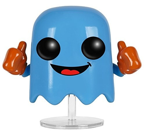 funko pop games: pac-man - inky   buho store