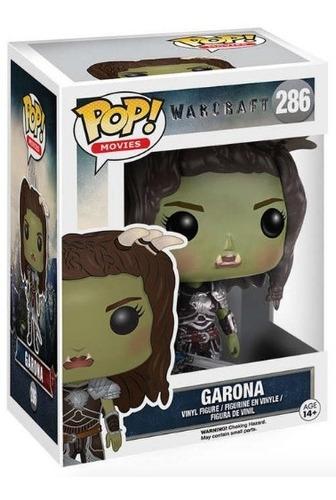 funko pop garona world of warcraft geek vinyl coleccionable