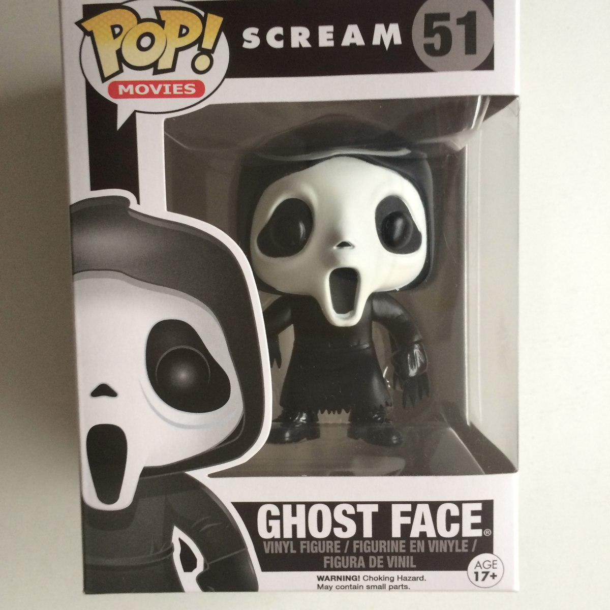 Funko Pop Ghost Face Scream Movies Terror -  38000 En -8468