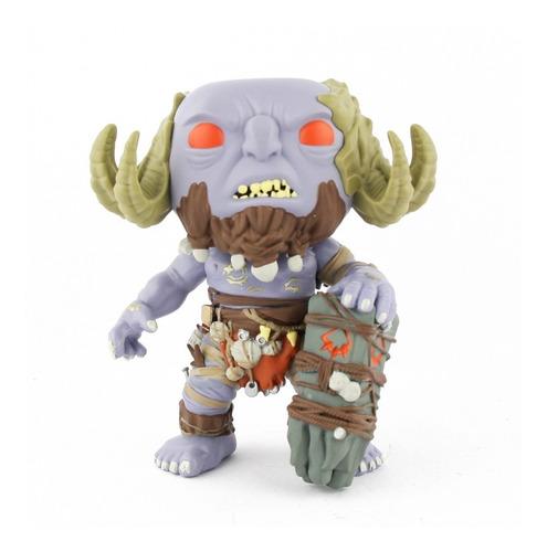 funko pop god of war fire troll oficial accesorios ps4