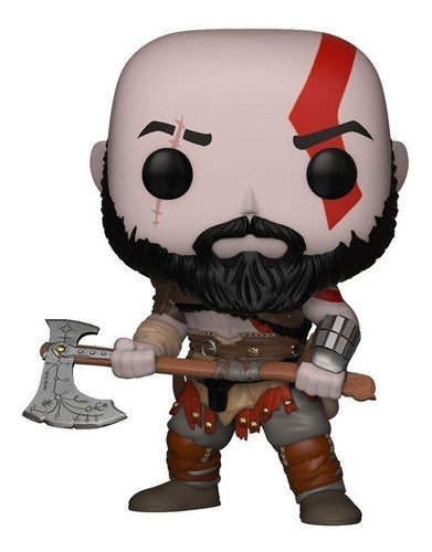 funko pop god of war kratos with axe