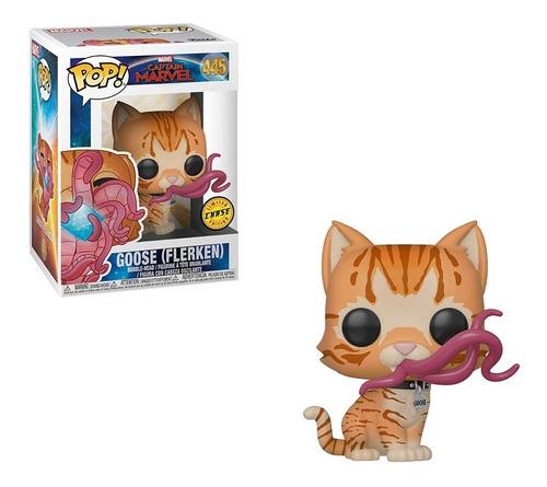 funko pop goose the cat flerken chase