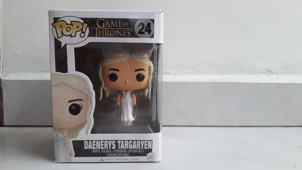 Funko Pop Daenerys Targaryen 24 boda