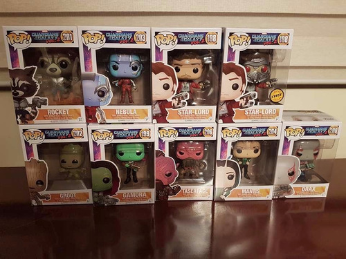 funko pop groot guardianes de la galaxia vol 2 marvel figura