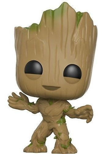funko pop groot guardians of the galaxy # 202