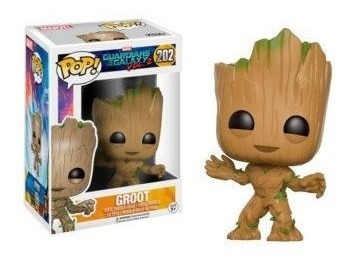 funko pop guardians of the galaxy vol 2 202 groot magic4ever