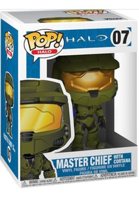 Halo 4 Master Chief Cortana