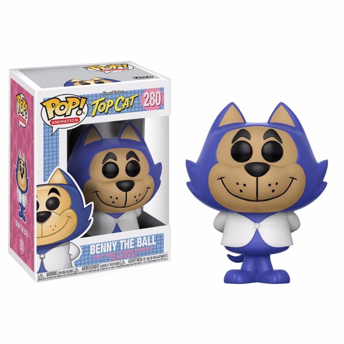 Funko Pop Hanna Barbera Manda Chuva Batatinha Benny R