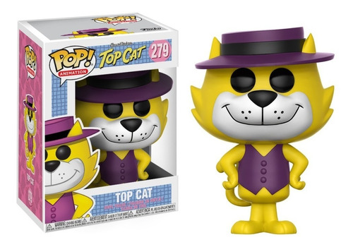 funko pop hanna barbera top cat 279