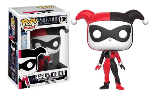 funko pop harley quinn 156 - batman the animated series