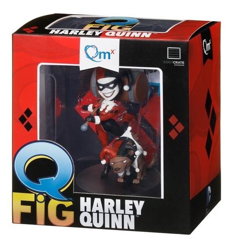 funko pop  - harley quinn - mr frezze - q fig - joker -robin