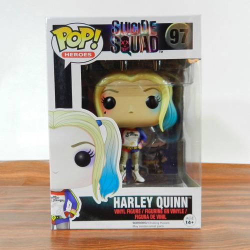 funko pop harley quinn suicide squad batman