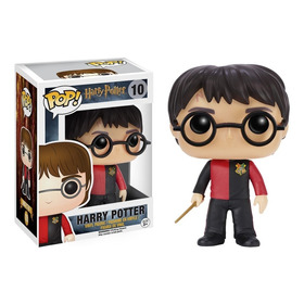 Funko Pop Harry Potter #10 Harry Potter Hp Figura Muñeco