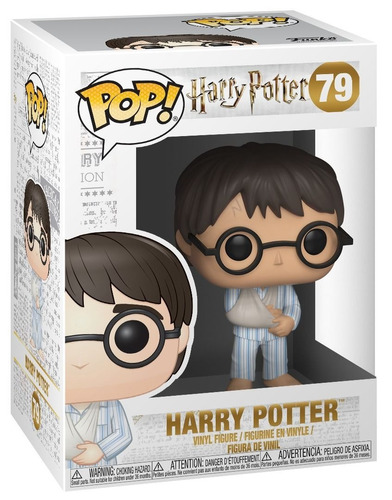 funko pop harry potter #79 figura muñeco boneless arm
