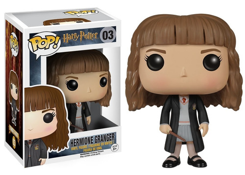 funko pop harry potter - hermione - entrega inmediata!